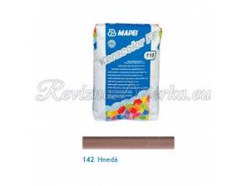 Mapei KERACOLOR FF 142 flexibilná cementová škárovacia malta, hnedá, 5kg