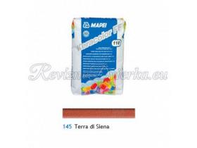 Mapei KERACOLOR FF 145 flexibilná cementová škárovacia malta,tera di siena,5kg