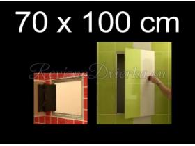 ZAVRZ Revízne dvierka š x v 70x100 cm