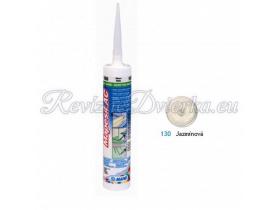 Mapei MAPESIL AC 130 silikónový tmel, protiplesňový, 310 ml, jazmínová