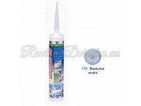 Mapei MAPESIL AC 170 silikónový tmel, protiplesňový, 310 ml, blankytná modrá
