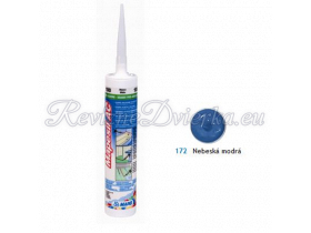 Mapei MAPESIL AC 172 silikónový tmel, protiplesňový, 310 ml, nebeská modrá