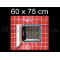 ZAVRZ, š/v 60x75 cm, protipožiarne revízne dvierka, certifikát odolnosti EI130 EI230 EW30