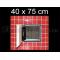 ZAVRZ, š/v 40x75 cm, protipožiarne revízne dvierka, certifikát odolnosti EI130 EI230 EW30