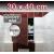ZAVRZ Revízne dvierka š x v 30x40 cm s PUSH systémom, Kovový rám
