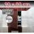 ZAVRZ Revízne dvierka š x v 90x80 cm s PUSH systémom, Kovový rám, ĽAVÉ