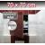 ZAVRZ Revízne dvierka š x v 70x70 cm s PUSH systémom, Kovový rám, ĽAVÉ