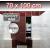 ZAVRZ Revízne dvierka š x v 70x100 cm s PUSH systémom, Kovový rám, ĽAVÉ